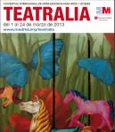 cartel teatralia 2013