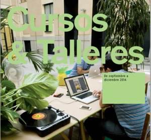 cursos y talleres LCE