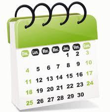 calendario reuniones