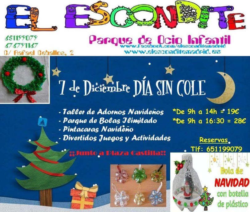 EL ESCONDITE DIA SIN COLE 7 DIC 2017