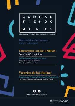 Encuentro con el artista_cartel A3_Valdezarza-1